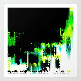 Blasted 02 Art Print