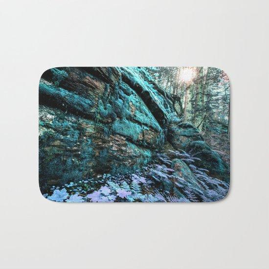 Enchanted Forest Wall Bath Mat