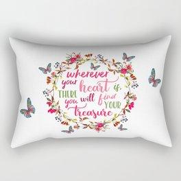Treasure Rectangular Pillow