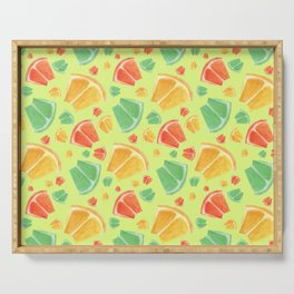 Oranges, Lemons and Limes Serving Tray
