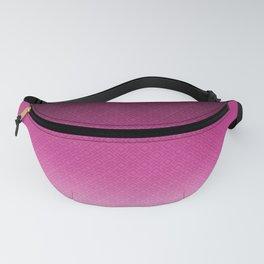 Purple Ombre Fanny Pack