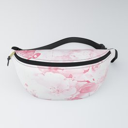 japanese cherry blossom wspw Fanny Pack