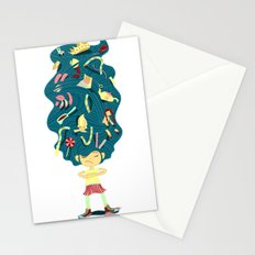 I Hate Combs! Stationery Cards
