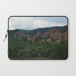 Red Rocks of Roxborough Laptop Sleeve