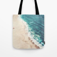 Beach Nazare Tote Bag