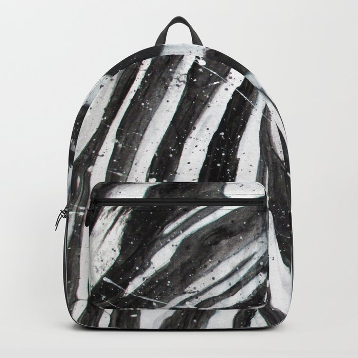 Stripes // The Zebra Backpack