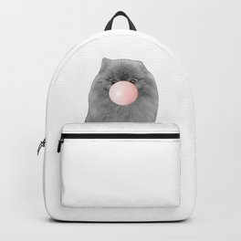 pomeranian bubblegum Backpack