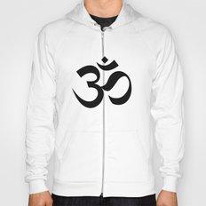 om sacred sound symbol Hoody