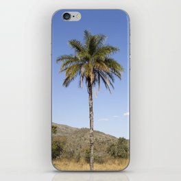 'Cerrado' Landscapes in 'Serra da Canastra' National Park iPhone Skin