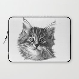 Maine Coon kitten G114 Laptop Sleeve