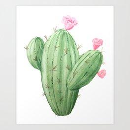 Prickles Art Print