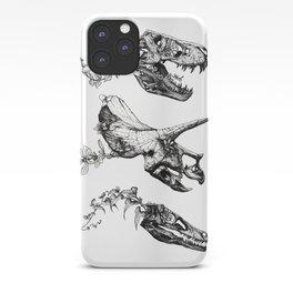 Jurassic Bloom. iPhone Case
