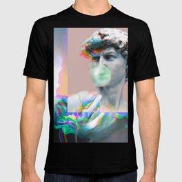 Vaporwave Glitch T-shirt