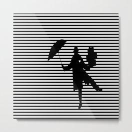 a woMan's man Metal Print
