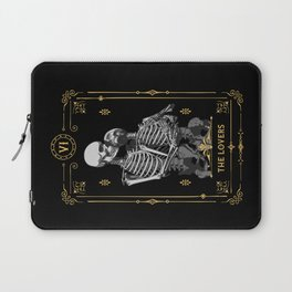 The Lovers VI Tarot Card Laptop Sleeve
