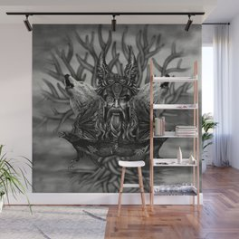 Odin -All-Father Wall Mural