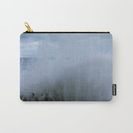 A Gale to Blow the Year Out #2 (Chicago Waves Collection) Carry-All Pouch