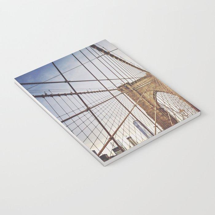 Brooklyn Bridge Notebook