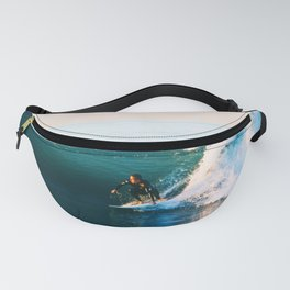 Warm Surf Fanny Pack
