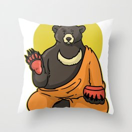 Buddhism Gift Religion Buddha Gautama Throw Pillow