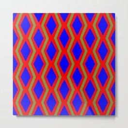 Pattern Art - 6 Metal Print