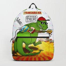 Jurassic Rock Backpack