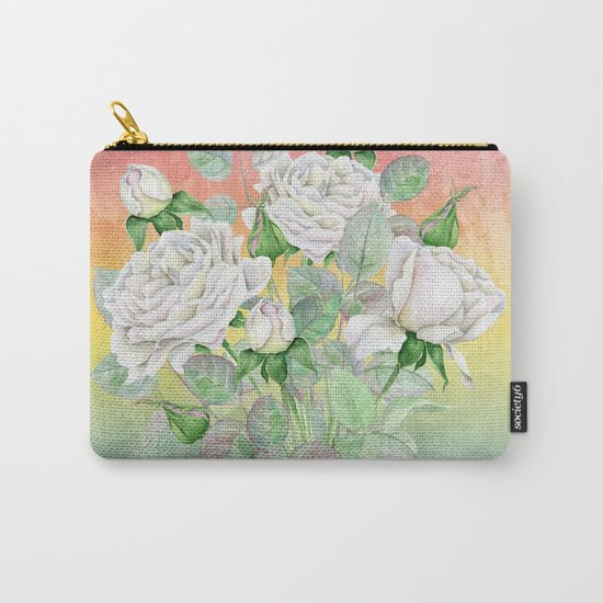 Flowers bouquet #25 Carry-All Pouch