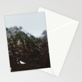 Hidden Mountains Stationery Cards
