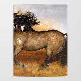 HORSE - Cherokee Poster