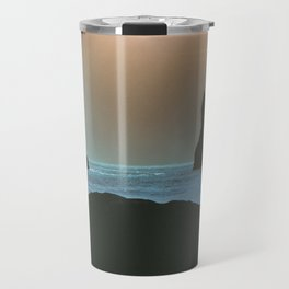 Sandstorm, Iceland Travel Mug