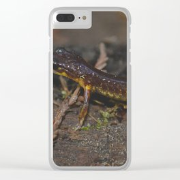 Little Newt Clear iPhone Case