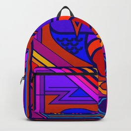 Art Deco Valentine Backpack