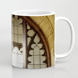 St. Mary Abbots Cloister Detail Coffee Mug