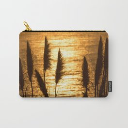 Fields of Gold in Ocean Carry-All Pouch