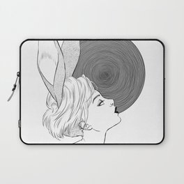 In the hole Laptop Sleeve