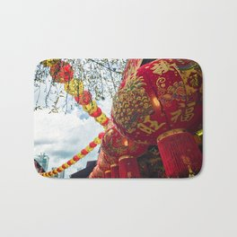 Chinese New Year Bath Mat