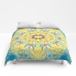 Resplendent Comforters