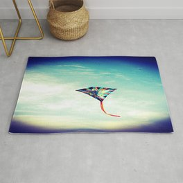 Lost in the Sky Rug