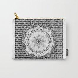 Zendala - Zentangle®-Inspired Art - ZIA 23 Carry-All Pouch