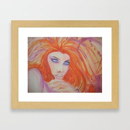 Dream in Color Framed Art Print