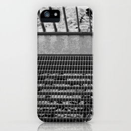 Grids iPhone Case
