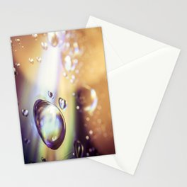 psyco drop Stationery Cards