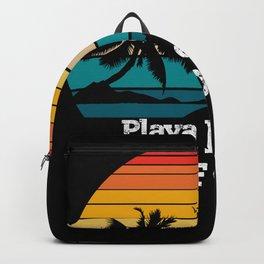 Playa Del Rey CALIFORNIA Backpack