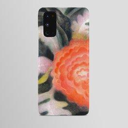 Fleur Rouge Android Case