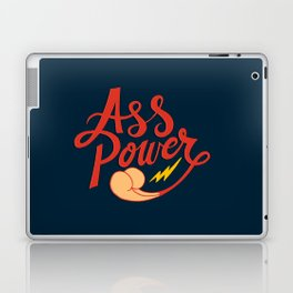 Ass Power Laptop & iPad Skin