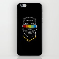 Seeing Rainbow iPhone Skin