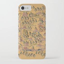 Elizabethan London iPhone Case