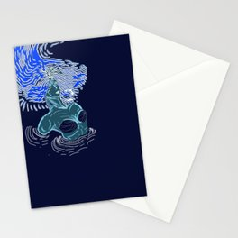 The Rhinemaiden Stationery Cards