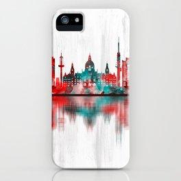 Hanover Germany Skyline iPhone Case