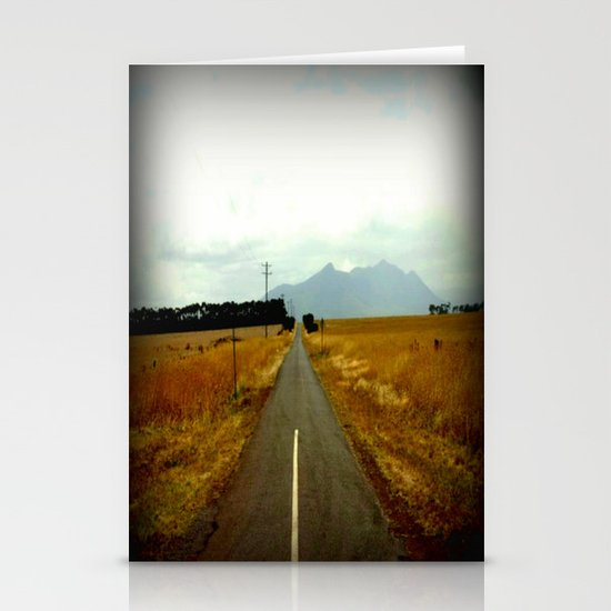 Road to Dunkeld Stationery Cards